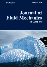 Journal of Fluid Mechanics Volume 838 - Issue  -