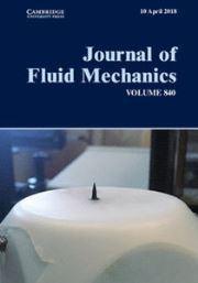 Journal of Fluid Mechanics Volume 840 - Issue  -