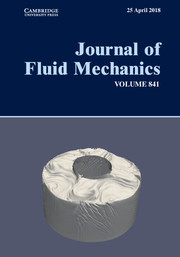 Journal of Fluid Mechanics Volume 841 - Issue  -
