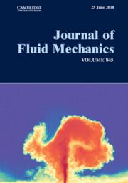 Journal of Fluid Mechanics Volume 845 - Issue  -