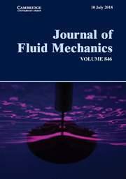 Journal of Fluid Mechanics Volume 846 - Issue  -
