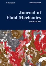 Journal of Fluid Mechanics Volume 856 - Issue  -