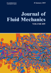 Journal of Fluid Mechanics Volume 859 - Issue  -