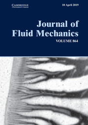 Journal of Fluid Mechanics Volume 864 - Issue  -
