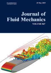 Journal of Fluid Mechanics Volume 867 - Issue  -