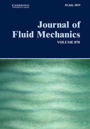 Journal of Fluid Mechanics Volume 870 - Issue  -