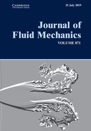 Journal of Fluid Mechanics Volume 871 - Issue  -