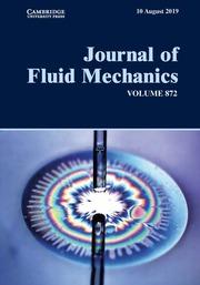 Journal of Fluid Mechanics Volume 872 - Issue  -