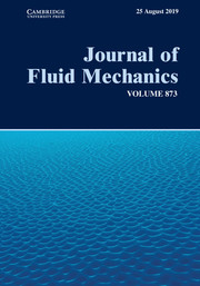 Journal of Fluid Mechanics Volume 873 - Issue  -