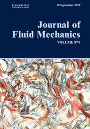Journal of Fluid Mechanics Volume 874 - Issue  -