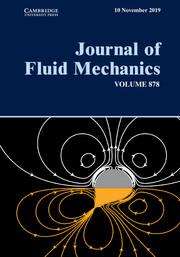 Journal of Fluid Mechanics Volume 878 - Issue  -