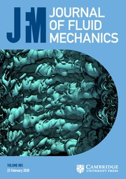 Journal of Fluid Mechanics Volume 885 - Issue  -