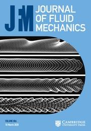 Journal of Fluid Mechanics Volume 886 - Issue  -