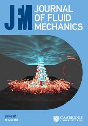 Journal of Fluid Mechanics Volume 887 - Issue  -