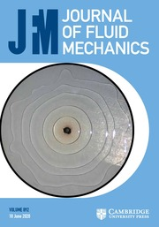 Journal of Fluid Mechanics Volume 892 - Issue  -