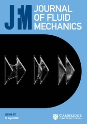Journal of Fluid Mechanics Volume 897 - Issue  -