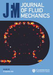 Journal of Fluid Mechanics Volume 899 - Issue  -