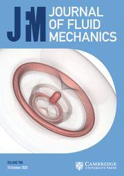 Journal of Fluid Mechanics Volume 900 - Issue  -