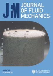 Journal of Fluid Mechanics Volume 905 - Issue  -