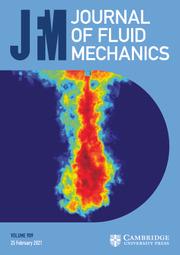 Journal of Fluid Mechanics Volume 909 - Issue  -