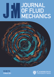 Journal of Fluid Mechanics Volume 910 - Issue  -