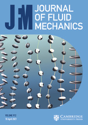 Journal of Fluid Mechanics Volume 912 - Issue  -