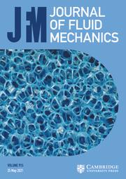 Journal of Fluid Mechanics Volume 915 - Issue  -