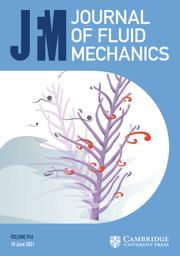 Journal of Fluid Mechanics Volume 916 - Issue  -