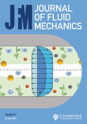 Journal of Fluid Mechanics Volume 917 - Issue  -