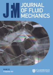 Journal of Fluid Mechanics Volume 922 - Issue  -