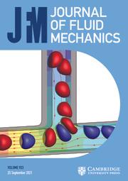 Journal of Fluid Mechanics Volume 923 - Issue  -