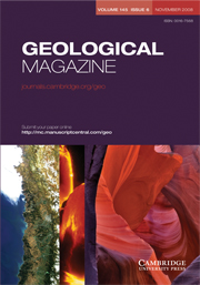 Geological Magazine Volume 145 - Issue 6 -