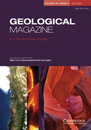 Geological Magazine Volume 146 - Issue 4 -