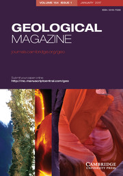 Geological Magazine Volume 154 - Issue 1 -