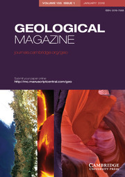 Geological Magazine Volume 155 - Issue 1 -