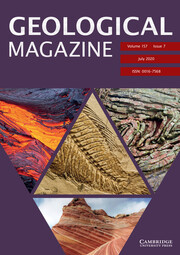 Geological Magazine Volume 157 - Issue 7 -