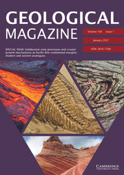 Geological Magazine Volume 158 - Special Issue1 -  Subduction zone processes and crustal growth mechanisms at Pacific-Rim continental margins: modern and ancient analogues