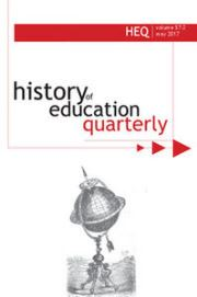 History of Education Quarterly Volume 57 - Issue 2 -