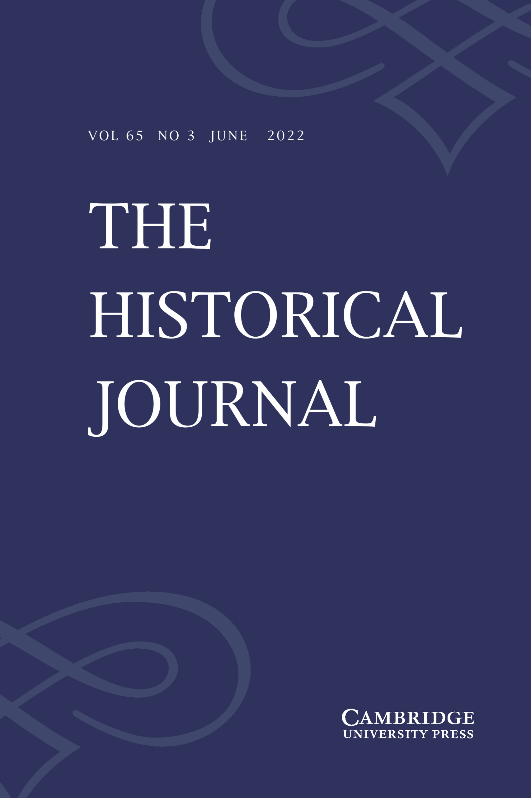 The Historical Journal | Cambridge Core