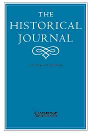 The Historical Journal Volume 46 - Issue 4 -