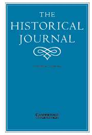 The Historical Journal Volume 47 - Issue 2 -