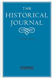 The Historical Journal Volume 48 - Issue 2 -