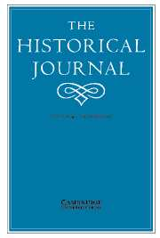 The Historical Journal Volume 49 - Issue 4 -