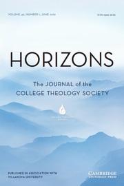 Horizons Volume 46 - Issue 1 -