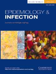 Epidemiology & Infection Volume 136 - Issue 4 -