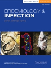 Epidemiology & Infection Volume 141 - Issue 2 -
