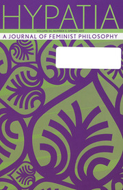 Hypatia Volume 26 - Issue 2 -