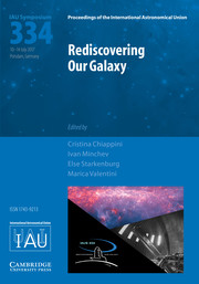 Proceedings of the International Astronomical Union Volume 13 - SymposiumS334 -  Rediscovering our Galaxy