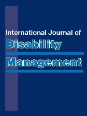 International Journal of Disability Management
