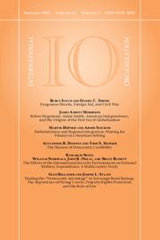 International Organization Volume 66 - Issue 3 -